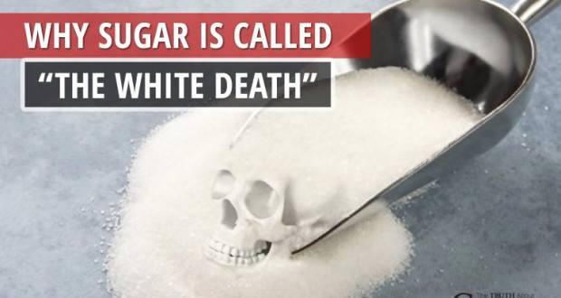 "Why Sugar Is Called ""The White Death"" Read!"