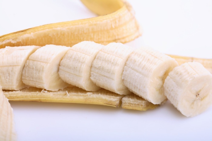 Homemade Banana Facemask for Wrinkles