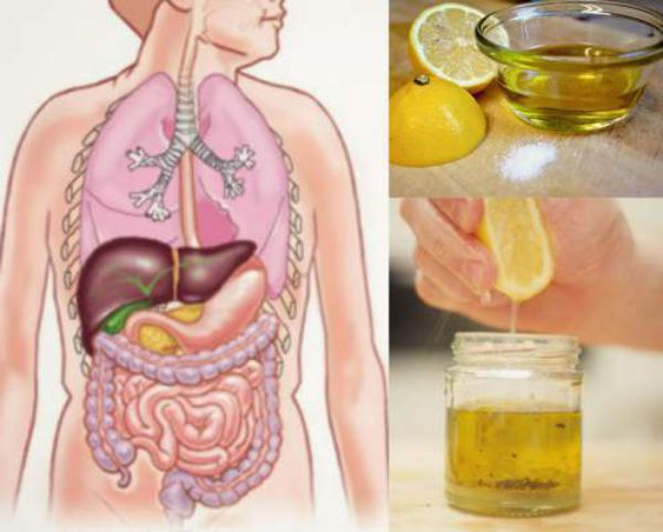 A Sip of This Drink on An Empty Stomach Improves Your Liver Health!