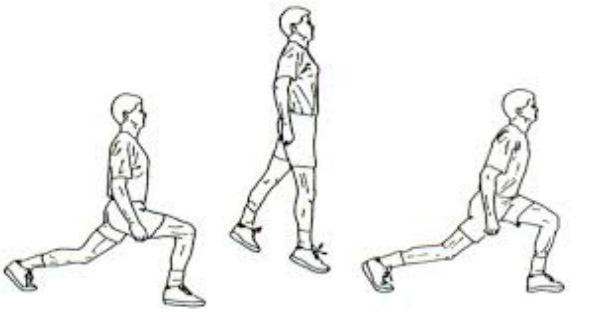 7-lunges