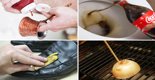 8 Unusual Household Uses For Different Food Items