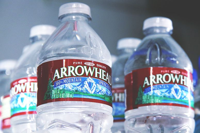 Nestle Has Been Illegally Bottling Water in California National Forest