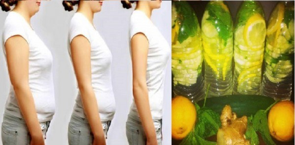"This Drink Called ""Secret"" Will Help You Get Rid of Belly Fat in Only 4 Days!"