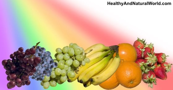 Why You Should Eat Multiple Colored Fruits and Vegetables