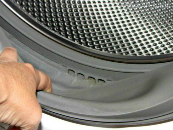 clean washine machine