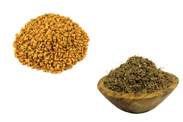 Fenugreek And Aniseed