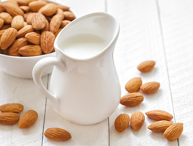 Almonds Health Uses