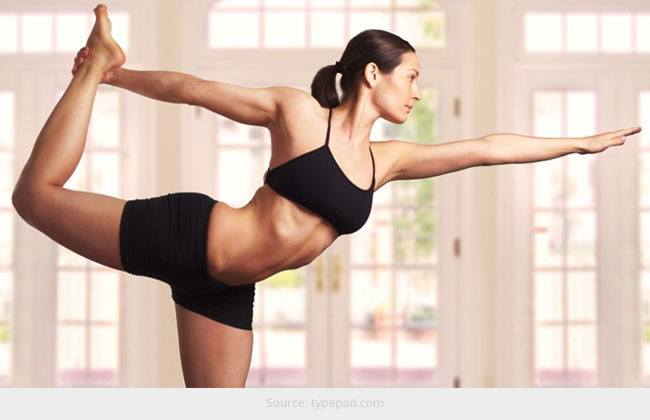 Here's How To Appear Taller and Firmer by Using Yoga