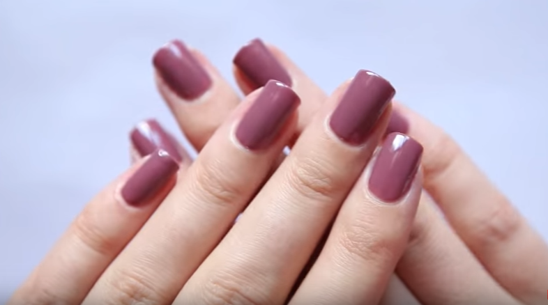 DIY Perfect Manicure Routine At Home