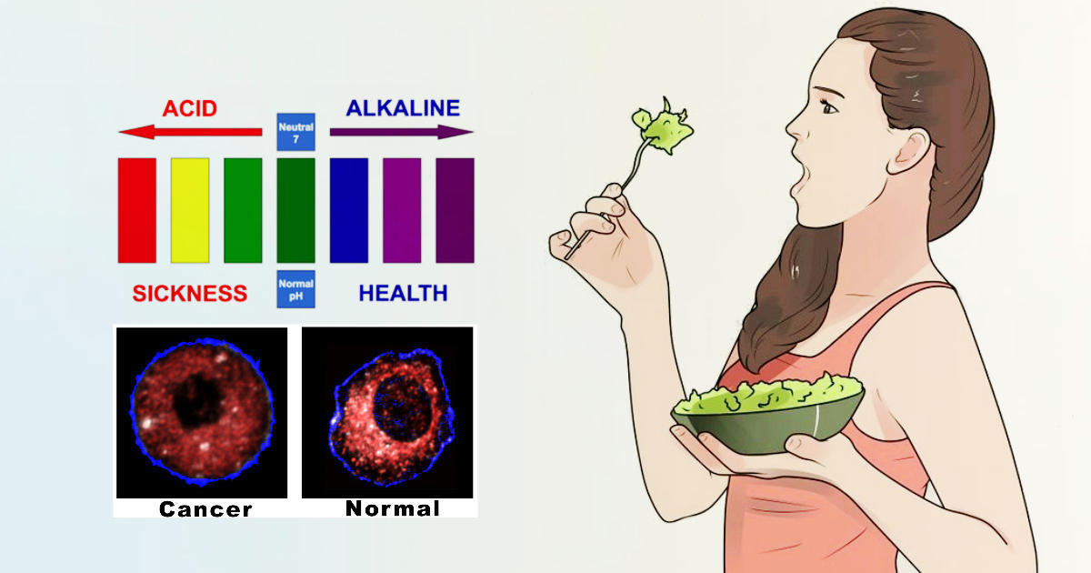 Image result for The Alkaline Diet Info Every Cancer Patient Needs To Read Immediately